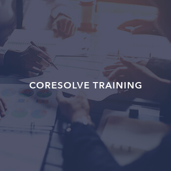Coresolve training by Inclusion international